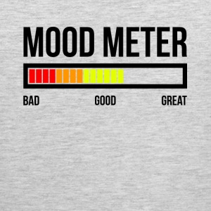 MOOD METER GOOD MOOD Sportswear - Men's Premium Tank