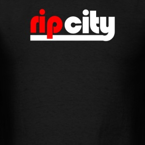 rip city - Men's T-Shirt