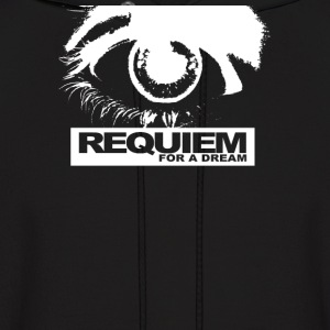 Requiem For A Dream Eye - Men's Hoodie