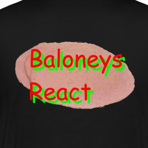 Baloneys React tshirt - Men's Premium T-Shirt