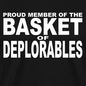 Deplorables - Men's Premium T-Shirt