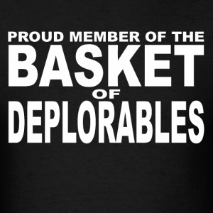 Deplorables - Men's T-Shirt