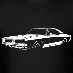 1969 Dodge Charger T-Shirts - Men's T-Shirt