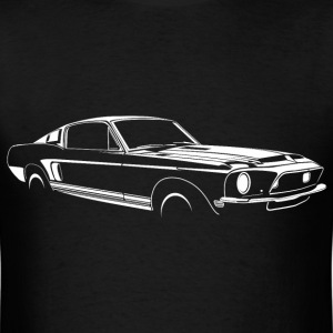 1968 Shelby GT500KR T-Shirts - Men's T-Shirt