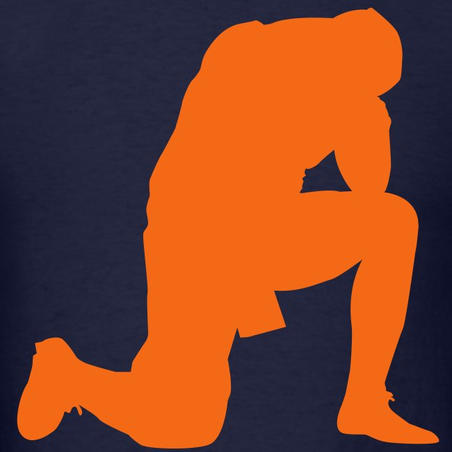Tebowing Official Logo T