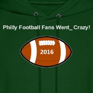 Philly Football Fans - Men's Hoodie