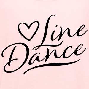 love_linedance_subgirl Tanks - Women's Flowy Tank Top by Bella