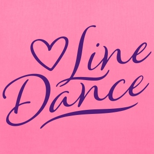 love_linedance_subgirl Bags & backpacks - Tote Bag