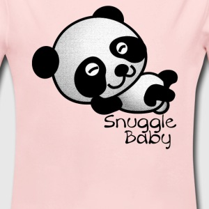 Snuggle Baby - Long Sleeve Baby Bodysuit