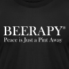 beerapy_pint-03 - Men's T-Shirt by American Apparel