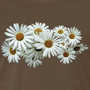 Bunch of White Daisies T-Shirts - Men's Premium T-Shirt