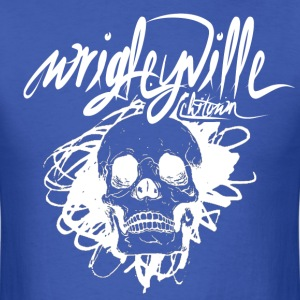 Wrigleyville Cubs Skull - Men's T-Shirt
