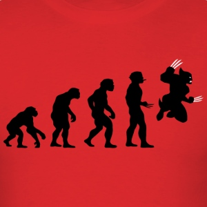 EVOLUTION X  - Men's T-Shirt