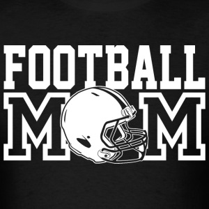 mom love football - Men's T-Shirt