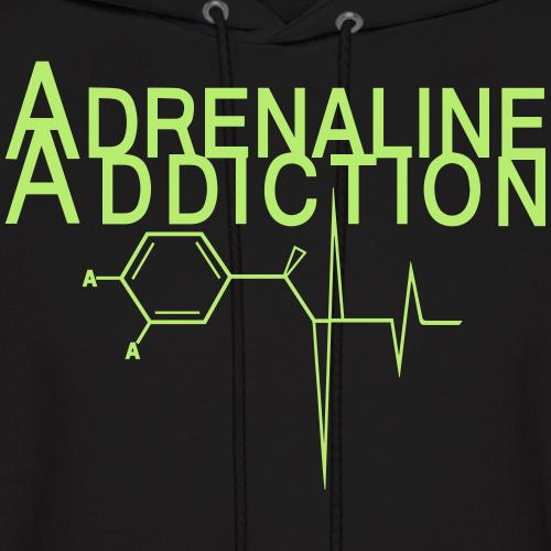 adrenaline addiction girlfriend