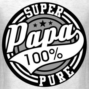 superpapa1.png T-Shirts - Men's T-Shirt