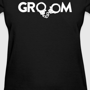 Groom Hand - Women's T-Shirt