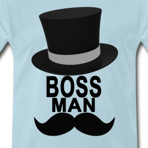 the_boss_man_ - Men's Premium T-Shirt