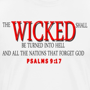 THE WICKED - Men's Premium T-Shirt