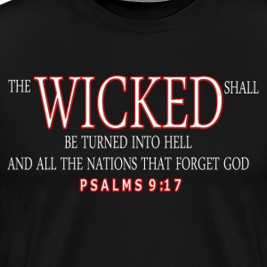 WICKED - SMALL-5XL - Men's Premium T-Shirt