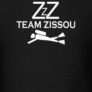 Team Zissou Life Aquatic Movie - Men's T-Shirt
