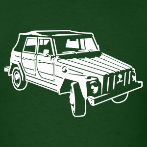Military Car - Thing 181 T-Shirts - Men's T-Shirt