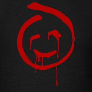 The Mentalist Red John Calling Card - Men's T-Shirt