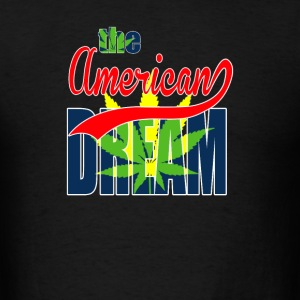 the american dream - Men's T-Shirt