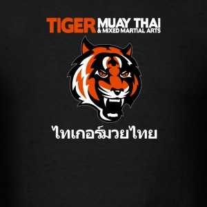 Tiger Muay Thai Mma Gym - Men's T-Shirt