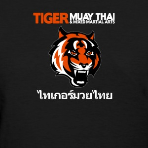 Tiger Muay Thai Mma Gym - Women's T-Shirt