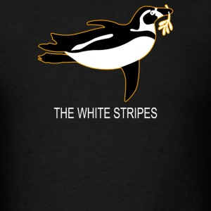 The White Stripes Red Penguin - Men's T-Shirt