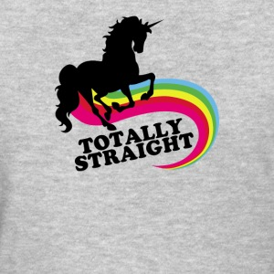 totally straight - Women's T-Shirt
