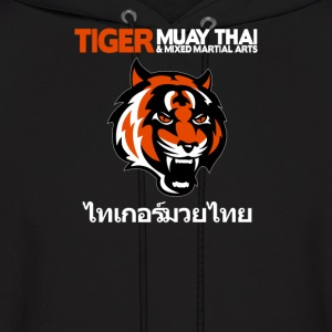 Tiger Muay Thai Mma Gym - Men's Hoodie