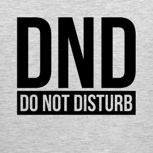DND DO NOT DISTURB Sportswear - Men's Premium Tank