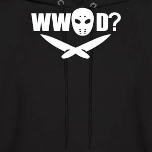 What would Jason Do - Men's Hoodie