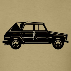 Military Car - Thing 181 (Profile) T-Shirts - Men's T-Shirt