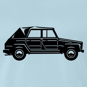 Military Car - Thing 181 (Profile) T-Shirts - Men's Premium T-Shirt