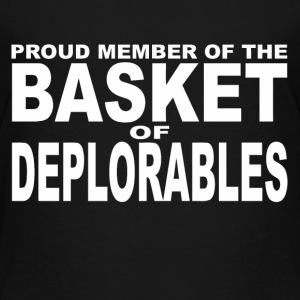 Deplorables - Kids' Premium T-Shirt