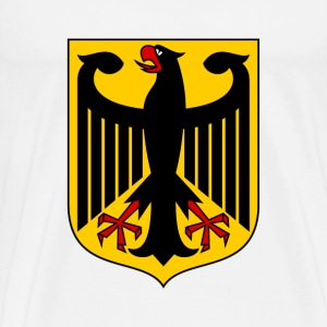 Shield Of Germany - Men's Premium T-Shirt
