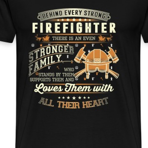 Firefighter - Firefighter family awesome t-shirt - Men's Premium T-Shirt