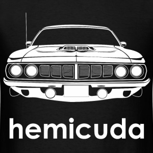 1971 Plymouth Hemicuda T-Shirts - Men's T-Shirt