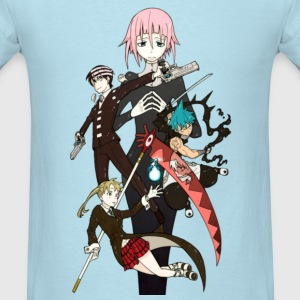 Soul Eater/Characters - Men's T-Shirt