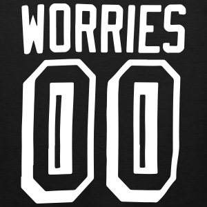 Worries 00 Sportswear - Men's Premium Tank