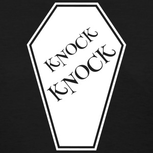 KNOCK KNOCK WHITE T-Shirts - Women's T-Shirt