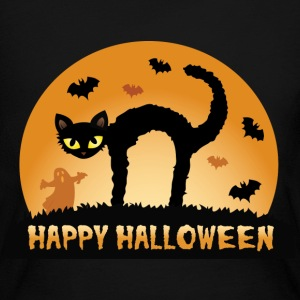 HAPPY HALLOWEEN Long Sleeve Shirts - Women's Long Sleeve Jersey T-Shirt