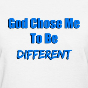 Be Different - Women's T-Shirt