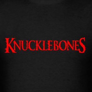 Knucklebones Logo T-Shirts - Men's T-Shirt