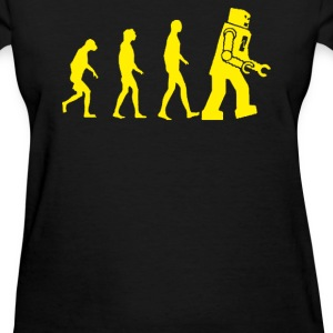 Robotic Evoluation - Women's T-Shirt