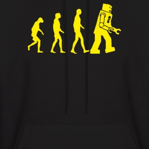 Robotic Evoluation - Men's Hoodie