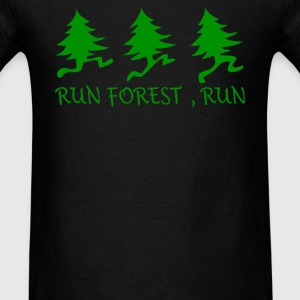 Run Forest Run - Men's T-Shirt